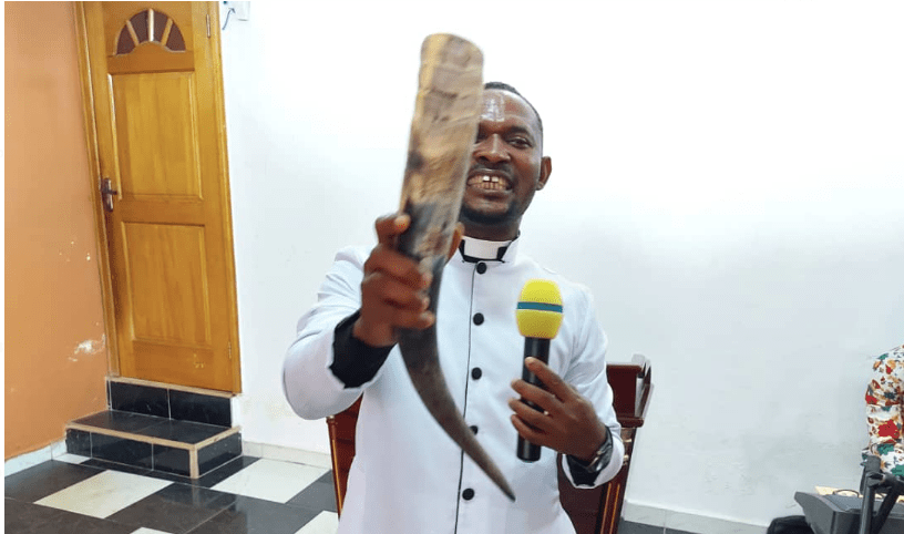 """Slay Queens Now Sell Sperms""- Prophet Peter Aklah"