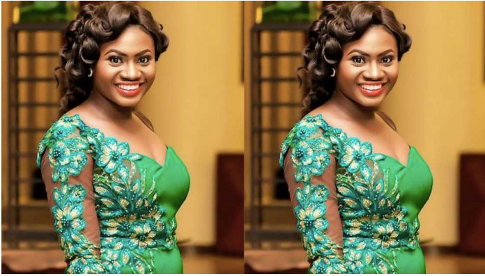 """""""I'm single and not dating, I will marry in God's own appointed time"""" – Actress Martha Ankomah"""