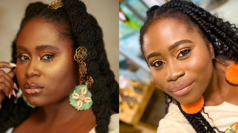 Lydia Forson Blasts African Leaders For Keeping Mute On Atrocities In Other African Countries
