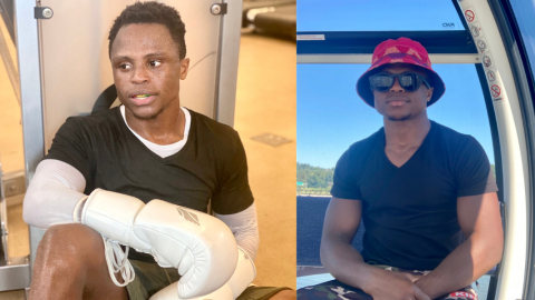 The Post By Boxer Isaac Dogboe That Raises Fears Of Him Contemplating Suicide