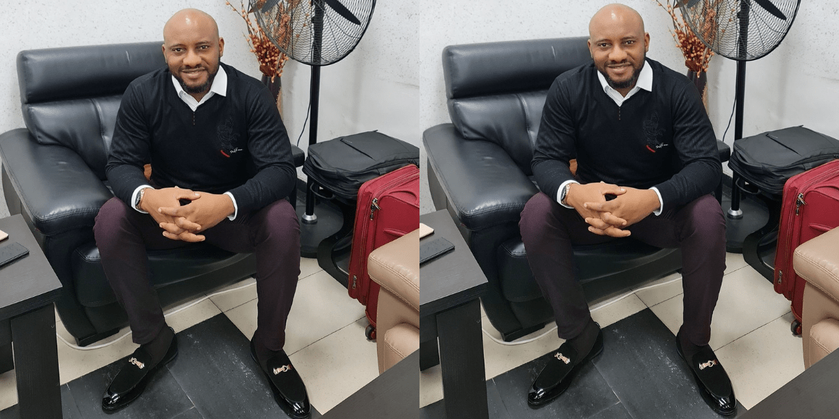 """Yul Edochie To Aspiring Musicians: """"Don't Beg For Money To Record Songs, Go to Bars And Perform For Free, People Will Spray Money On You"""""""