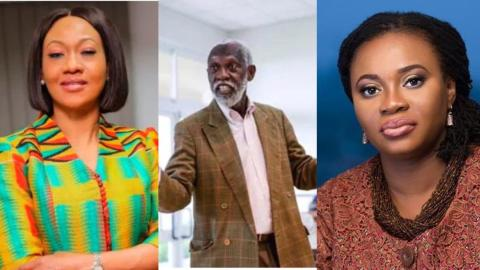 You don't compare Jean Mensa with Charlotte Osei, because one is day and the other night – Prof Stephen Adei
