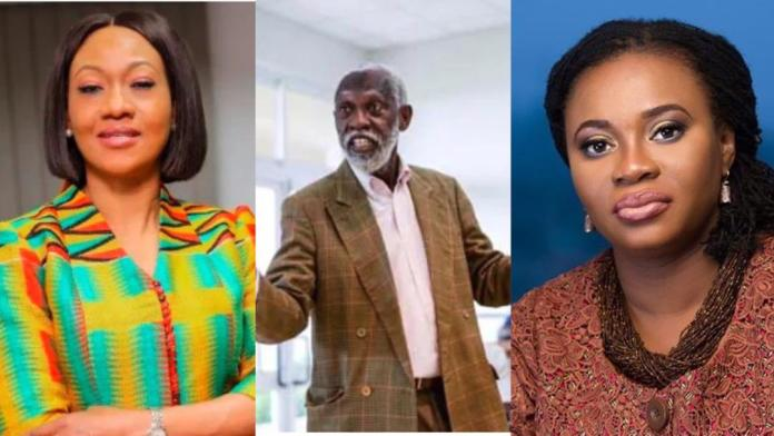 You don't compare Jean Mensa with Charlotte Osei, because one is day and the other night – Prof. Stephen Adei