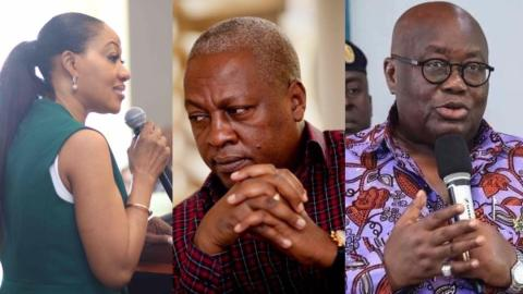 President Akufo-Addo, EC finally respond to Mahama's election petition at the Supreme Court