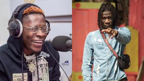 """I know you are better than me in everything but not comedy"" – Shatta Wale tells Stonebwoy"