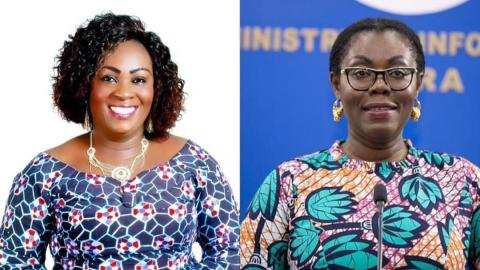 """Disqualify Hawa Koomson and Ursula Owusu when they appear for vetting""  – NDC supporters tell parliament"