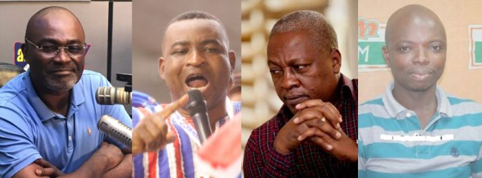 Do or Die Effect: Mahama Is Desperate For Power To Enjoy With His Side Chicks – Chairman Wontumi