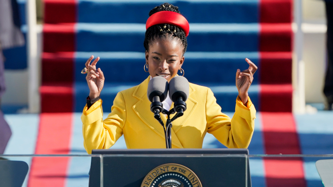 Young Black poet Amanda Gorman gets over 1M followers after her performance at Biden-Harris inauguration