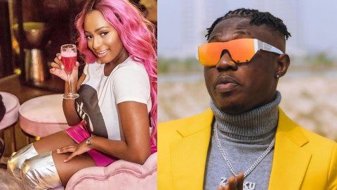 'Will Kill Them With Kindness And Rise Above Their Noise'- DJ Cuppy Shades Zlatan Ibile, Other Haters