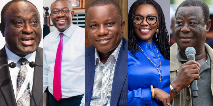 Full List Of President Akufo-Addo's Nominees For Ministers And Regional Ministers Designate