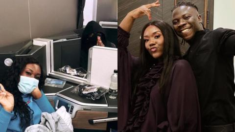 It Is Our Day – Stonebwoy Gives His Wife Dr. Louisa A Lovely Message On Her Birthday