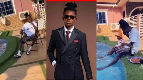 Strongman Shuts A Fan Who Mocked Him For Taking Videos At His In-Law's House