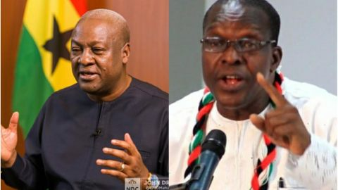 Mahama Was Not the Ideal Candidate for the 2020 Elections – Alban Bagbin