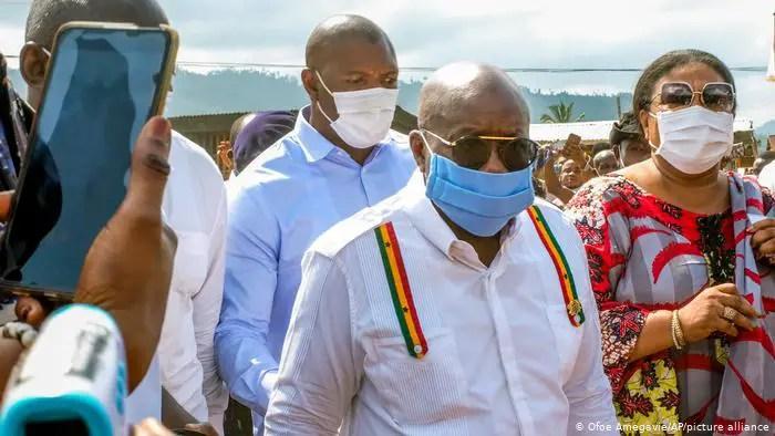 Coronavirus: President Akufo-Addo will receive the first dose of the COVID-19 vaccine