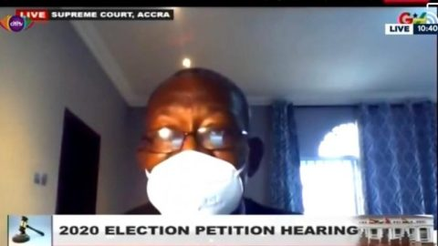 Election Petition: Why Supreme Court allowed Mahama's third witness Robert Mettle-Nunoo to testify via zoom