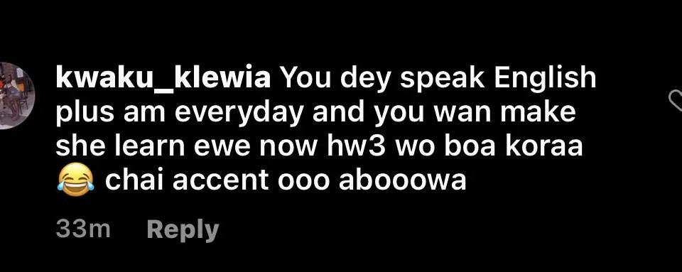 Video: Stonebwoy's Daughter Speaks Ewe With British Accent, Netizens React. 3