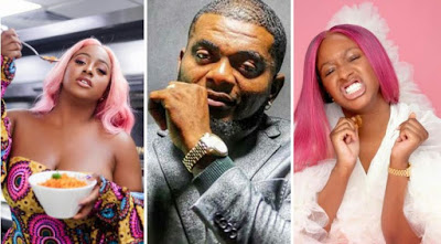 'Your Song Is An Embarrassment To Naija Music'- Kelly Hansome Blasts DJ Cuppy