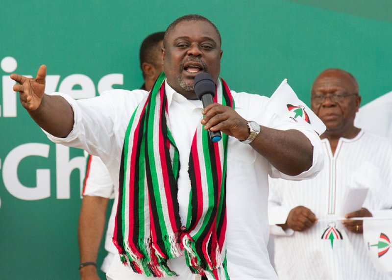 NDC expels Koku Anyidoho from party, ordered to return property in his custody