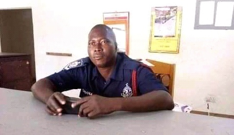 Police officer shot dead by robbers at Kwaebibirem