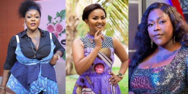 Nana Ama McBrown is a poor host as she lacks all interview skills perhaps, she should go to GH Media School – Mona Gucci