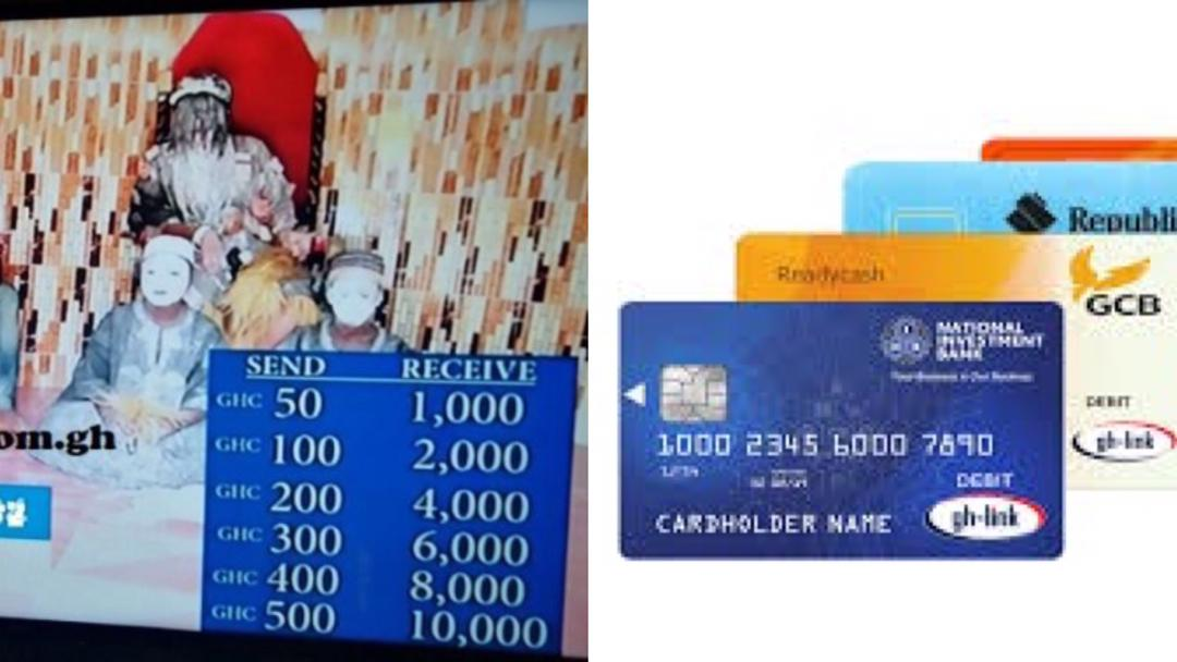 """""""Money Doubling, Card Loading & Credit Card Load Systems are illegal"""" – Bank Of Ghana warns"""