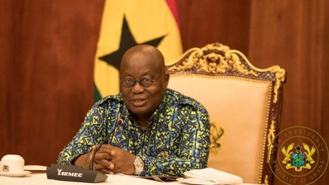 So long as I am president, LGBTQ+ will not be legalized in Ghana – Akufo-Addo assures