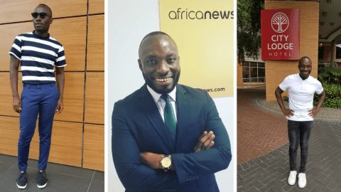 Former Metro Tv presenter, Ignatius Annor says he's gay and talks about why he denied it in the past