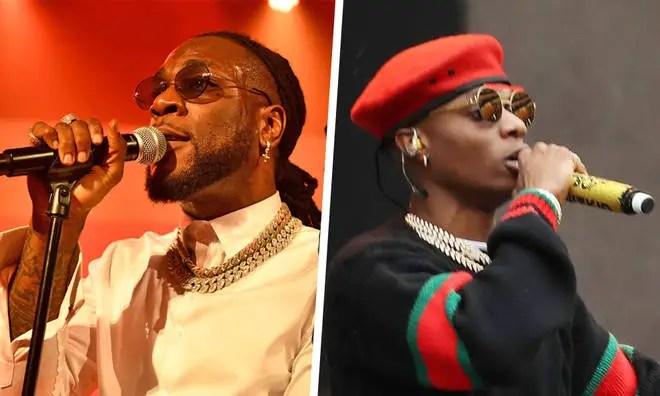 Burna Boy and Wizkid win big at Grammys 2021
