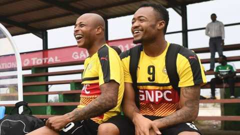AFCON Qualifiers: CK Akonnor names squad to face South Africa, Sao Tome; Partey, Ayew brothers left out [Full List]
