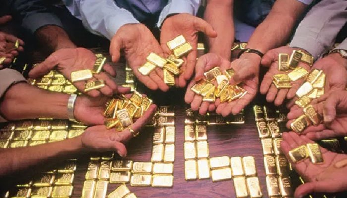 Busted: Smuggling syndicate illegally shipping out tons of gold from Ghana uncovered