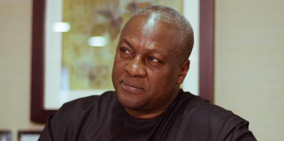 """Do not despair, the NDC shall surely bounce back"" – Mahama emotionally tells Ghanaians"