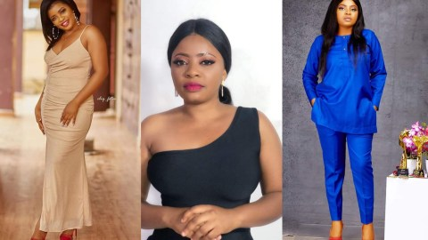 Your Beauty Will Fade, Your Breasts Will Sag, Your Big Bortos Will Reduce But Your Knowledge Will Never Go Away, Never Allow Men Deceive You With Money – Enam Advises Ladies