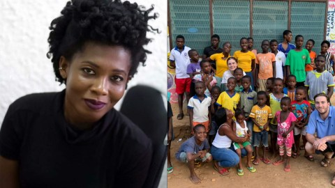 After Growing Up In An Orphanage, Rebecca Dede Nomo Decides To Give Back To Society By Helping More Orphans And Less Privileged Kids (+PHOTOS)