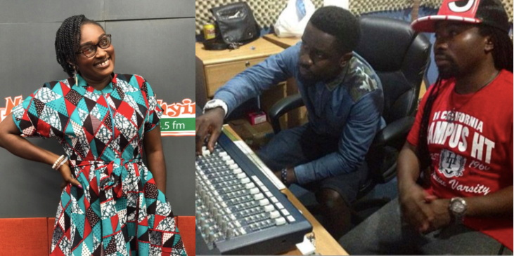 Ruthy says Obrafour is suffering because he exchanged his destiny with Sarkodie in 2010
