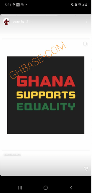 Peace Hyde Openly Declares Her Support For LGBT Legalization In Ghana