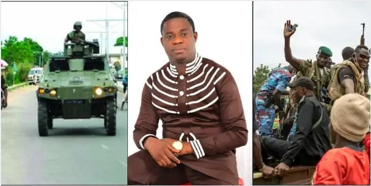 Great Ampong wants Military rule in Ghana