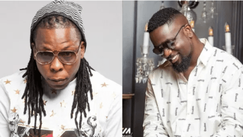'Even my own mother complains I don't answer her calls' – Sarkodie subtly tells Edem
