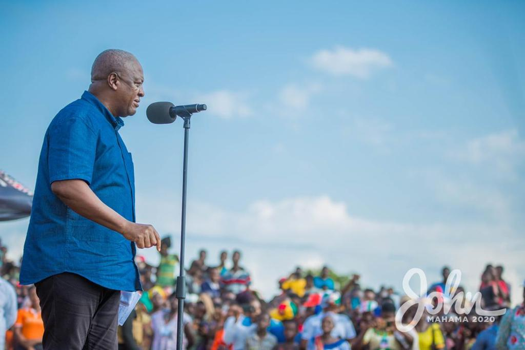 Supreme Court ruling: Mahama to address Ghanaians at 5 pm