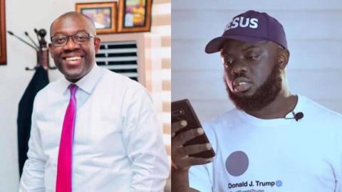 Kojo Oppong Nkrumah shall surely be passed as Minister despite NDC MPs rejection – Kwadwo Sheldon