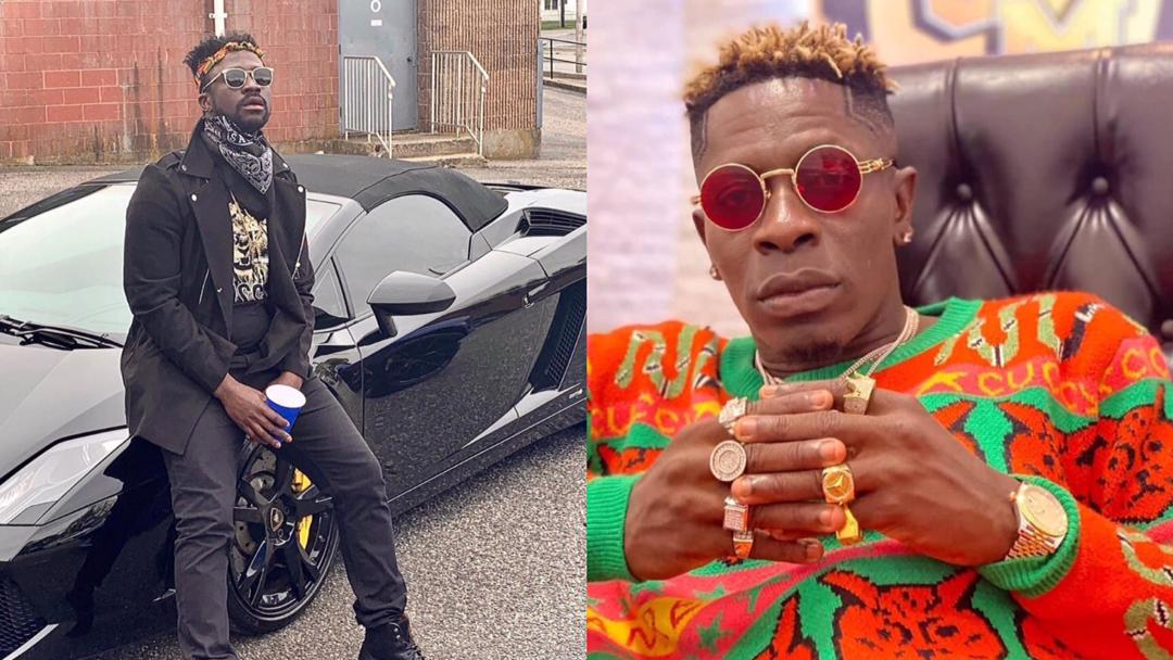 """""""Gbee naabu dwonkie"""" – Rapper Asem calls Shatta Wale names after the SM Boss ignored his """"beef"""" invitation"""