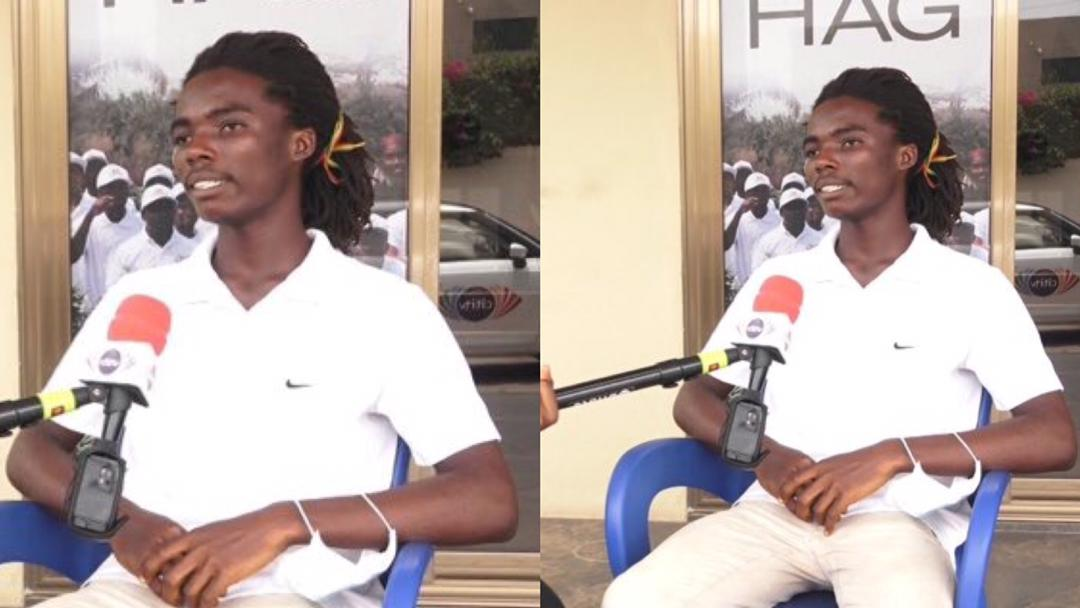 Achimota School: Dreadlocked student, Tyrone Marghuy tops Science and Elective Math class despite admission appeal