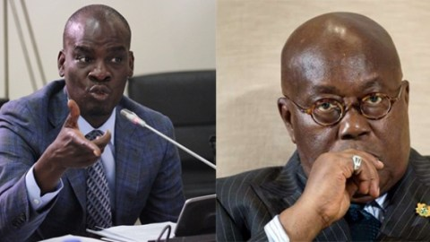 Why didn't you speak on the issues of LGBTQ+ in your address? – Minority Leader, Haruna Iddrisu questions Akufo-Addo