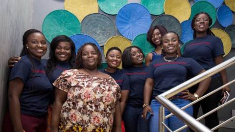 Popular feminist group, Pepperdem Ministries has reportedly collapsed