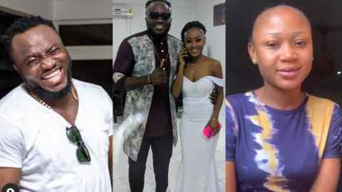 (VIDEO) Akuapem Poloo Is A Big Fat Liar! DKB Finally Reacts To Allegations That He Chopped 4000 Cedis He Took On Her Behalf (DETAILS)