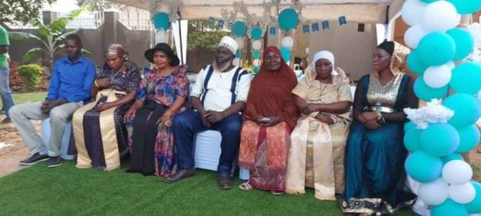 Man Tears Up As His 5 Wives Surprise Him With A Birthday Party For Loving Them Equally- Photos 3