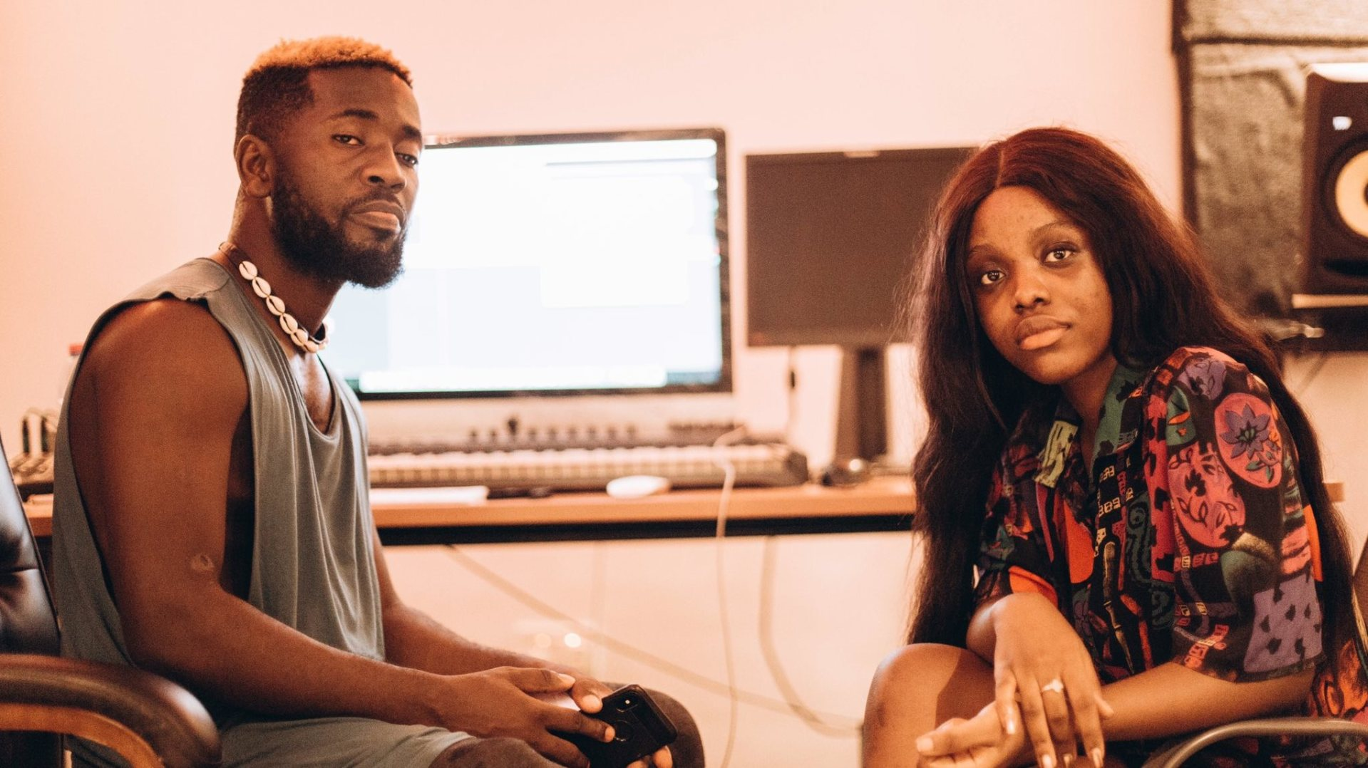 """""""Why don't you bring your sisters to find out?"""" – Bisa Kdei reacts to allegation that he is 'gay'"""