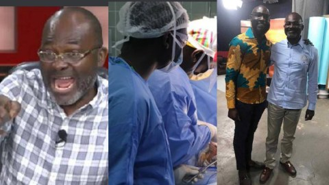 VIDEO: Kennedy Agyapong Exposes Korle Bu Teaching Doctors For Almost K!lling His Son With Wrong Diagnosis