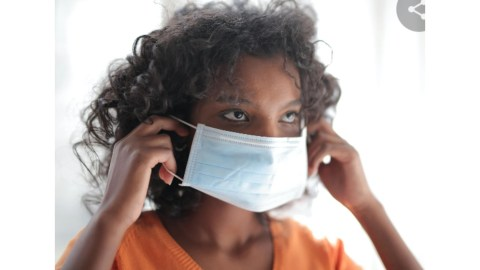 He Broke Up With Me For Not Wearing A Nose Mask After Four Months Of Dating – Lady Reveals