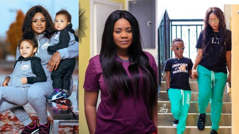 Go To Hell And Tell The Devil About It! – Kafui Danku Angrily Slams Fan For Making Comparison Between Her Kids And Akuapem Poloo's Son