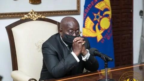 'You are killing us with taxes'- Methodist bishop tells Nana Akufo-Addo
